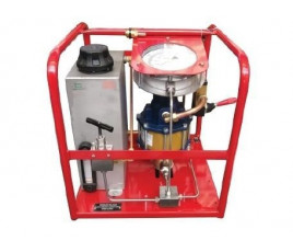TENTEC -  High Flow Ultra High Pressure Air Driven Tensioner Pump