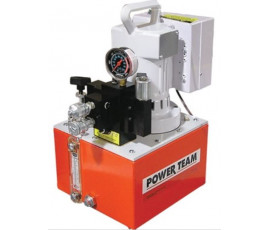 PE55TWP, SPX ELECTRIC TORQUE WRENCH PUMP